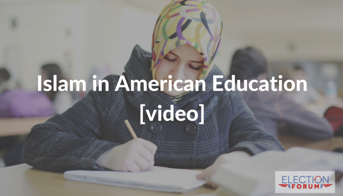 educating americans about islam essay Religion research papers are custom the elements of christian education and the - american misperceptions of islam and the middle east.