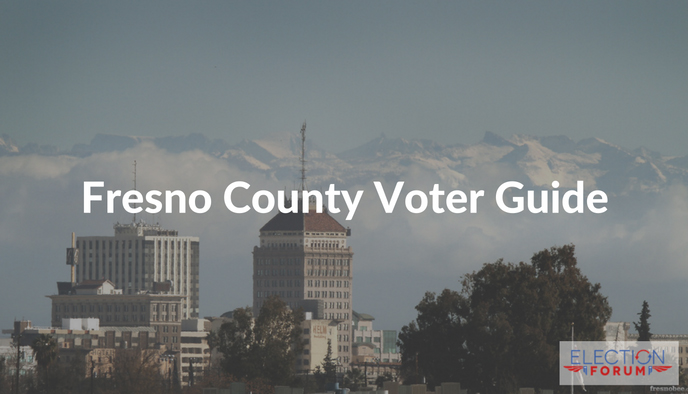Fresno County Voter Guide