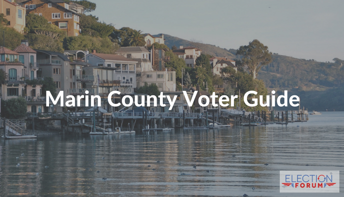 Marin County Voter Guide