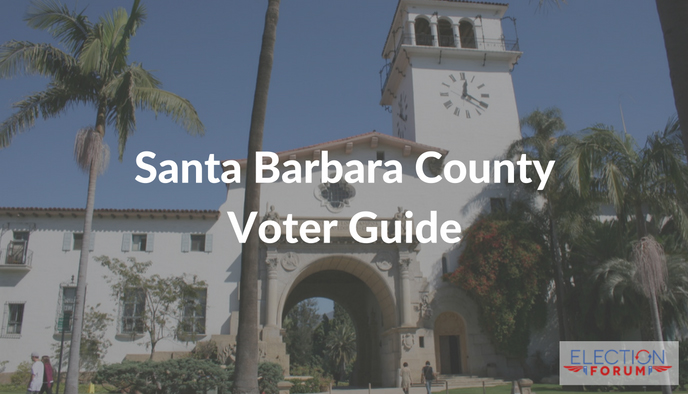 Santa Barbara County Voter Guide