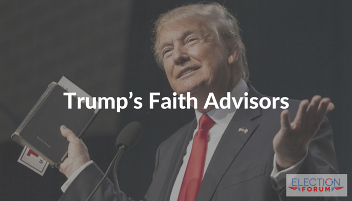 Trump's Faith Advisors
