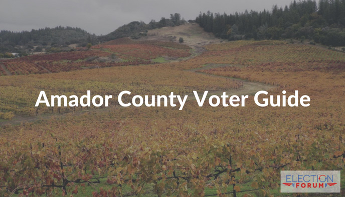 amador county voter guide