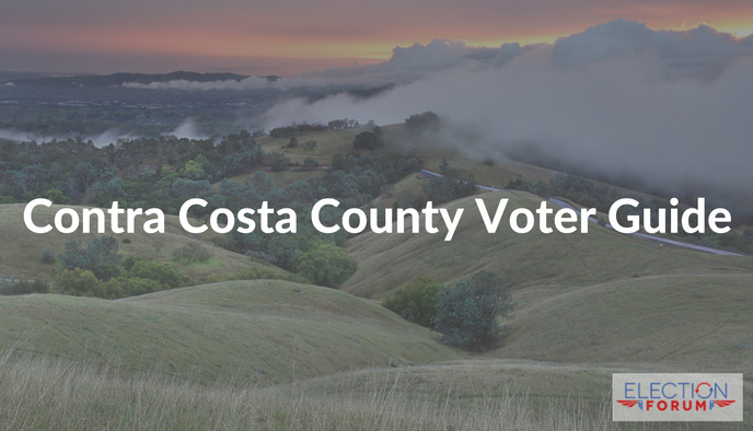 Contra county voter guide