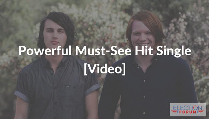 Powerful Must-See Hit Single [Video]