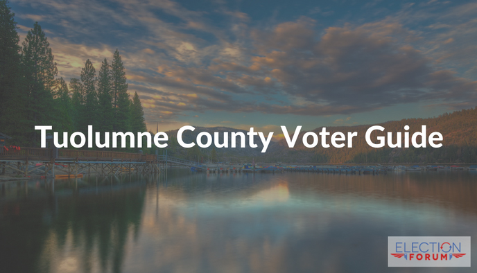 Tuolumne County Voter Guide