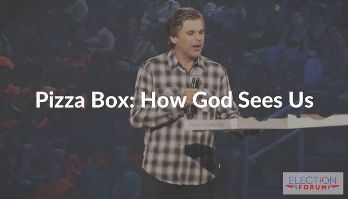 Pizza Box: How God Sees Us