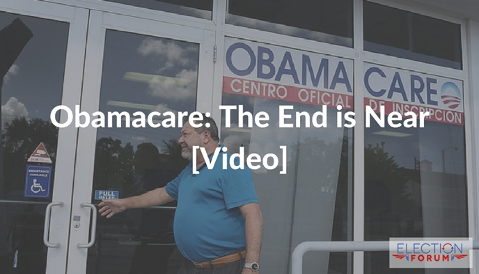 Obamacare: The End is Near [Video]