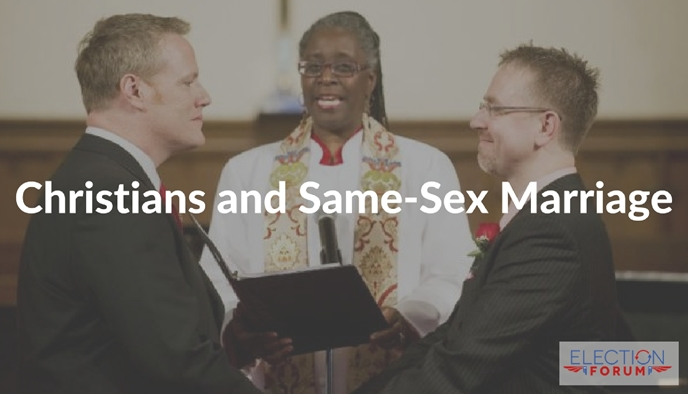 Christians and Same-Sex Marriage