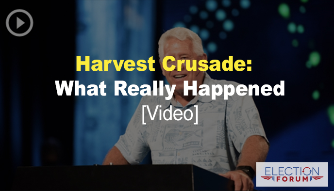 Harvest Crusade What Really Happened