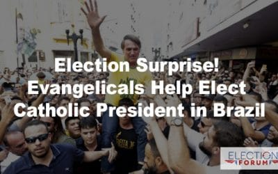 Election Surprise! Evangelicals Help Elect Catholic President in Brazil
