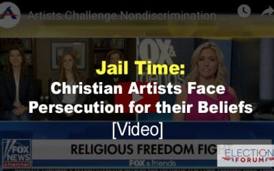 Jail Time: Christian Artists Face Persecution for their Beliefs [Video]