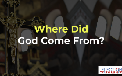 Where Did God Come From? [Video]