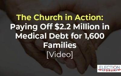 The Church in Action: Paying Off $2.2 Million in Medical Debt for 1,600 Families [Video]