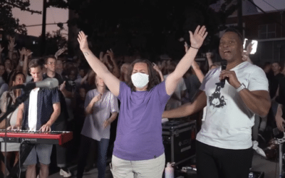"""""""Dangerous"""" and """"Illegal"""" Christian Concerts Attracting Thousands of People — and Thousands of Salvations [Video]"""