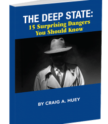 Biden's Secret Army Exposed in My Book on the Deep State