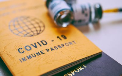 "Pandemic Tyranny: Is Forcing Everyone to Have a ""Vaccine Passport"" Just the First Step? 6 Disturbing Things You Should Know"