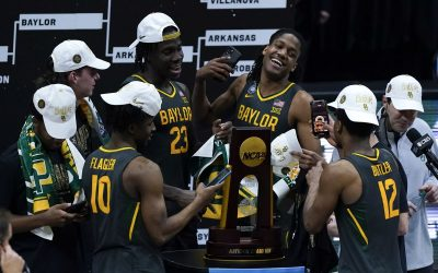 Playing for an Audience of One: Baylor Basketball Team Praises God after First-Ever NCAA Championship Victory [Video]