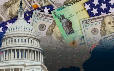 Unfair Government Bureaucrats Get Huge Financial Favor in Biden's Stimulus