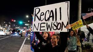 California Recall: The Epic Battle Has Begun [3 Must See TV Commercials]