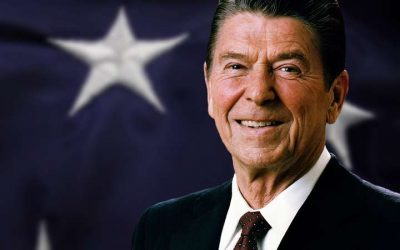 Finally, the Faith of Ronald Reagan: Speaking the Truth About Jesus Christ in the Bible Without Shame and With Courage