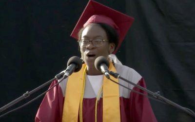 Finally…High School Grad Gives Away $40,000 Harvard Scholarship