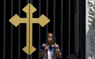 China 2020: Worst Persecution of Christians Since the Cultural Revolution in the 1960s