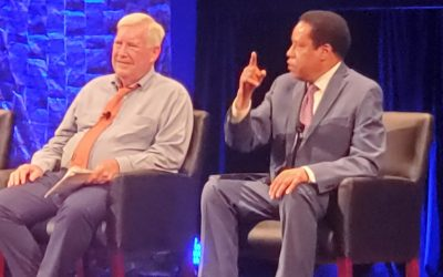 4 Powerful, Little Known Things You Should Know About California's Recall [See Video of My Speech With Larry Elder]