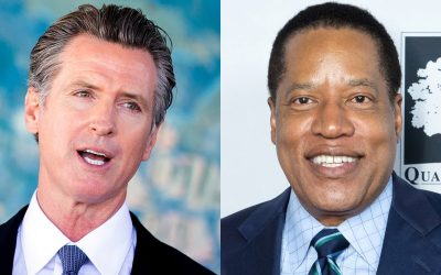 Larry Elder National Spotlight: Open Letter to Those Who Want to Vote for a Different Candidate to Replace Gavin Newsom: 6 Critical Reasons Why Larry Over the Other 46 Candidates